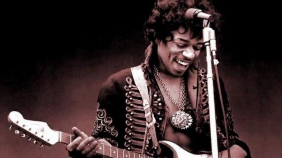 Guitarras de Hendrix, Presley y Clapton en una muestra del rock