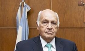 Murió Jorge Tassara, uno de los magistrados que iba juzgar a Cristina Kirchner