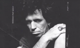 "Video: Keith Richards presenta la inédita ""Big town playboy"""