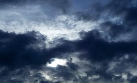 Sábado con lluvias y tormentas