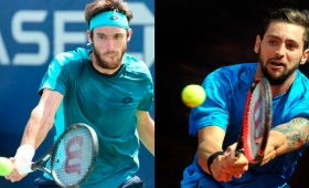 Mayer y Andreozzi, eliminados de Indian Wells