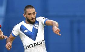 """""""No creo que sea momento de pensar en irme a Boca"""", afirmó Vargas"""