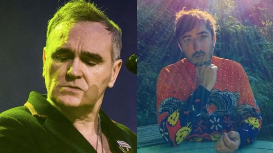Morrissey versiona un clásico de los 70 junto al líder de Grizzly Bear