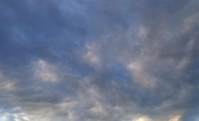 Sábado con lluvias en el norte de Misiones