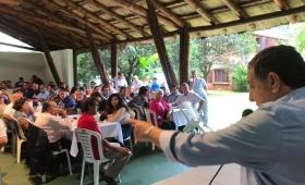 El Peronismo Federal volvió a reunirse en Iporá