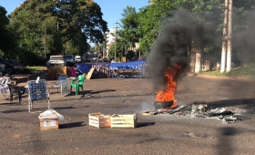"Vecinos resisten desalojo y acusan a abogados de ""asociación ilícita"""