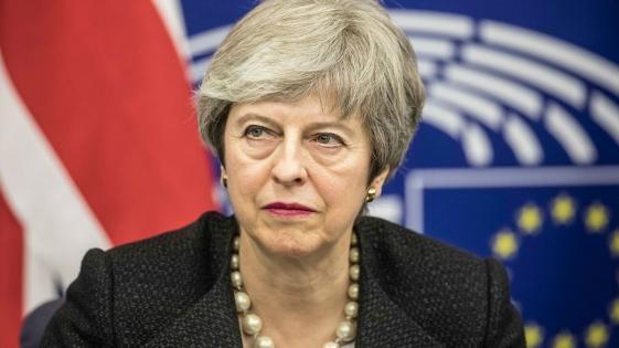 Brexit: May sufrió otra dura derrota parlamentaria