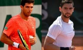 Master de Monte-Carlo: Delbonis y Andreozzi, eliminados