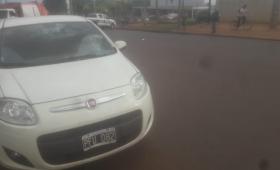 Joven atropellado en avenida Cocomarola