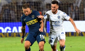 Copa de la Superliga: Boca prepara su debut en Mendoza