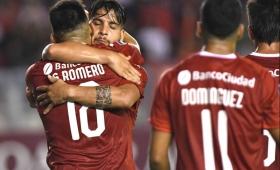 Copa Sudamericana: Independiente debutó con una clara victoria