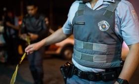 La policía brasileña mató en feroz tiroteo a 11 presuntos ladrones