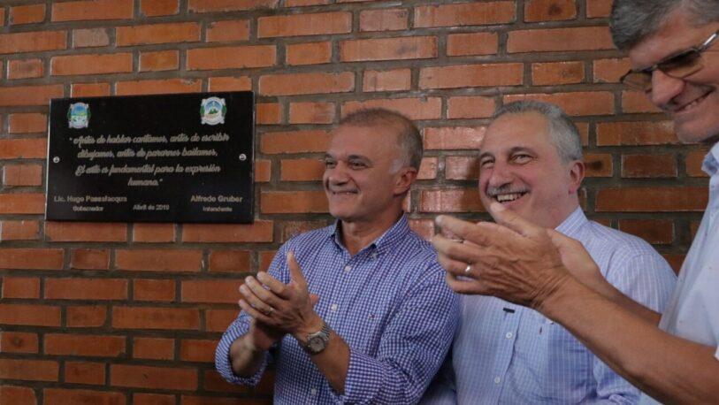 Passalacqua junto al alcalde acusado de encubrir un femicidio