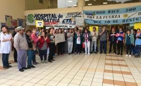 """Asamblea en el sector de Salud: """"Peleamos contra la precarización total"""""""