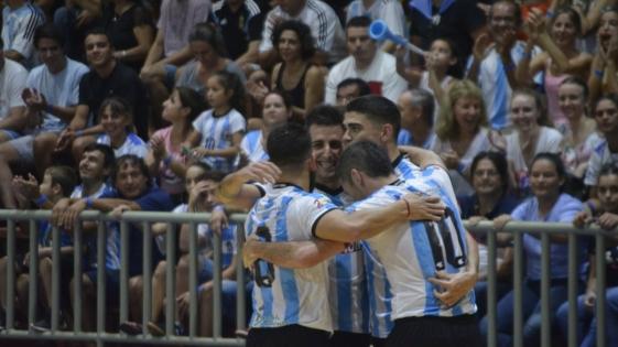 Mundial Futsal 2019: buen debut para Argentina