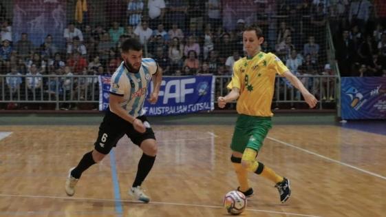 Mundial de futsal: ¿Es una competencia oficial?