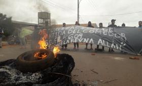 Se levantó el piquete sobre avenida Cocomarola