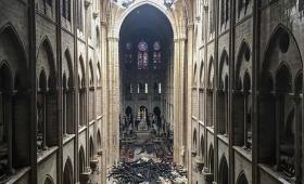 Las donaciones para Notre Dame superan los 500 millones de euros