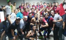 San Lorenzo le ganó en los penales a Huracán