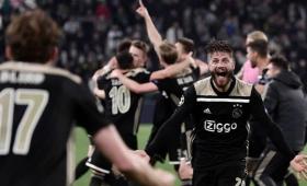 Champions League: Ajax sorprendió al Tottenham
