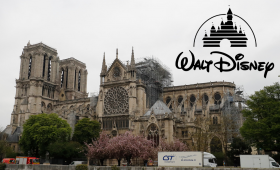 Disney donará 5 millones de dólares para restaurar Notre Dame