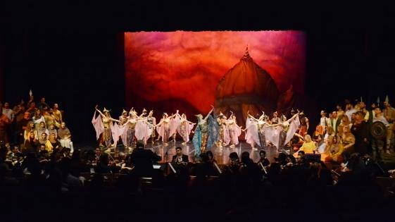 El Teatro Lírico abre la temporada con una prometedora puesta en escena