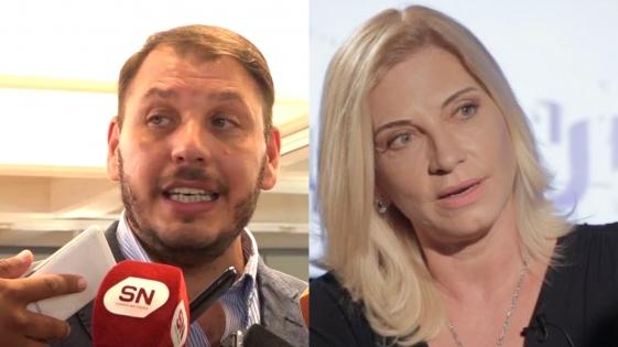 """Ministra del STJ critica el """"patriarcado"""" pero evita hablar del caso Florentín"""