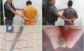 Disparos, heridos y detenidos en descomunal desorden en Villa Cariño