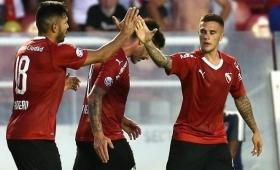 Independiente aseguró su pase a la Sudamericana 2020