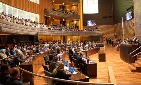 """Beneplácito Permanente"" en la Legislatura misionera"