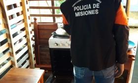 Desvalijaron una casa en Itaembé Guazú