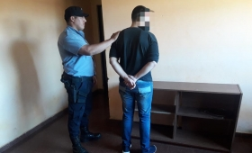 Posadas: fue detenido tras incendiar parte de la vivienda de su ex pareja
