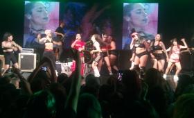 Mujeres al frente: garra y emoción en el Festival GRL PWR