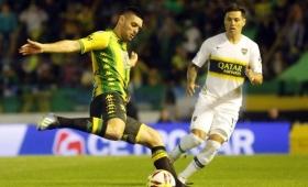 Aldosivi y Boca empataron en Mar del Plata