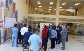 Asamblea y posible paro en el hospital de Pediatría de Posadas