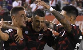 River visita a Paranaense por la Recopa Sudamericana