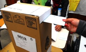 Corrientes: votaron los candidatos y se esperan tendencias para las 22