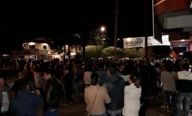 Irigoyen: el intendente paralizó la ciudad para lanzar su reelección