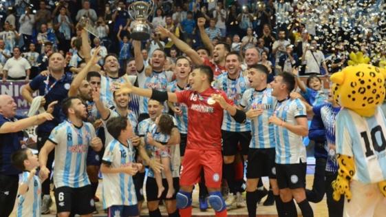 Argentina le ganó la final a Brasil y es campeón del Mundial de Futsal