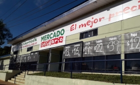 """Mercado Solidario contra """"intermediación que encarece el producto"""""""