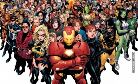 "Kevin Feige, presidente de Marvel: ""Tendremos un superhéroe latino"""