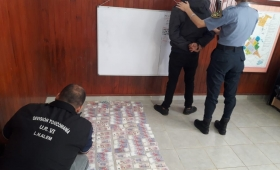 Alem: tercer sospechoso y $18 mil secuestrados tras el robo a kiosquero