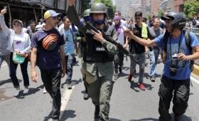 Militares venezolanos pidieron asilo en la Embajada de Brasil