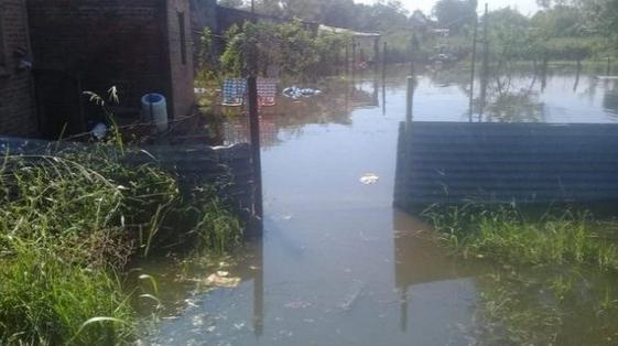 Más de 5.400 evacuados en Formosa y Chaco