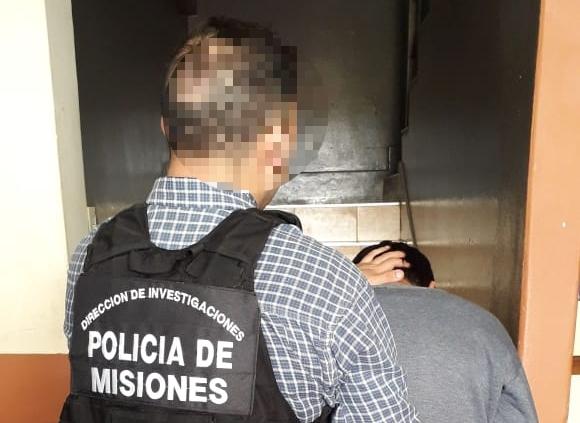 Capturaron en Garupá a un hombre investigado por abuso sexual en Chubut