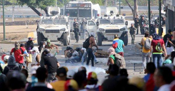 Se eleva a cuatro la cantidad de muertos en Venezuela