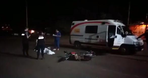 Identificaron al motociclista fallecido a la altura del Zaimán