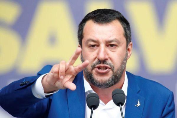 Salvini pide a la ONU que se dedique a Venezuela en vez de criticar a Italia