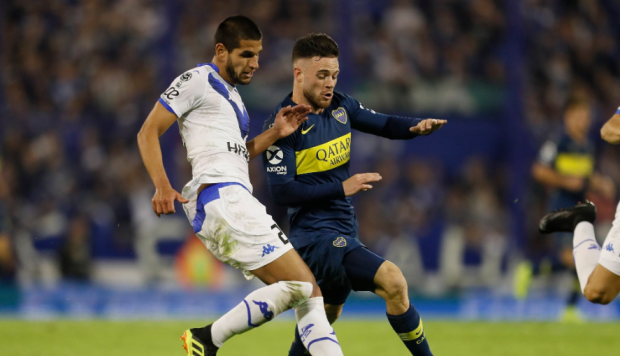 Copa de la Superliga: Boca Juniors igualó sin goles en su visita a Vélez Sarsfield