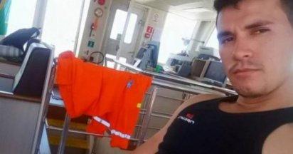 Encuentran muerto a un marinero paraguayo